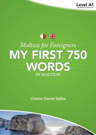 My First 750 Words in Maltese