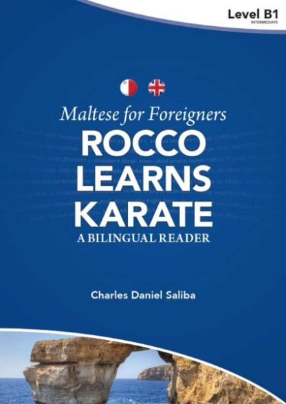 Rocco Learns Karate - A Bilingual Reader