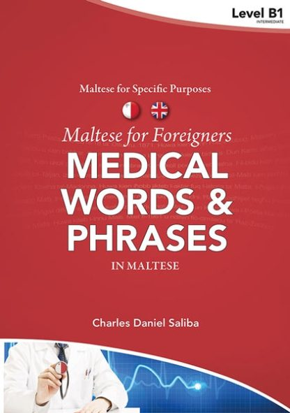 Medical Words & Phrases in Maltese