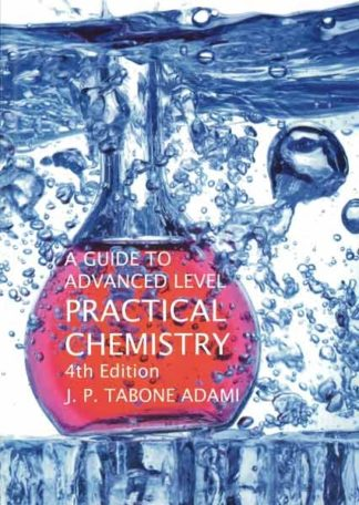 A Guide to Advanced Level Practical Chemistry