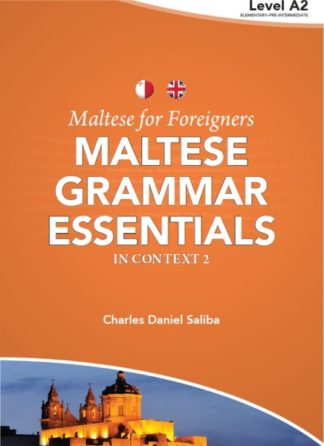 Maltese Grammar Essentials in context 2
