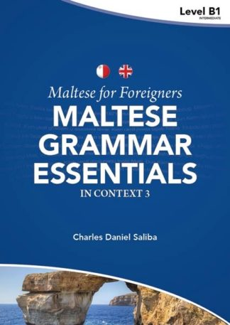 Maltese Grammar Essentials in context 3