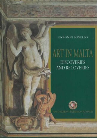 Art in Malta - Hardback