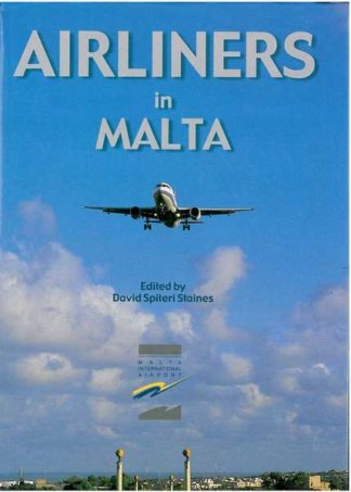 Airliners in Malta