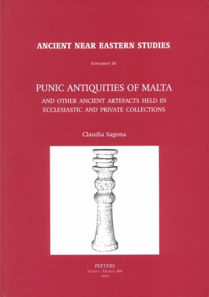 Ancient Near Eastern Studies Supplement 10 &18