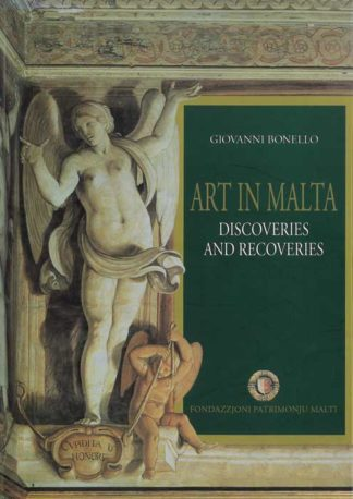 Art in Malta Rare Book BDL Books
