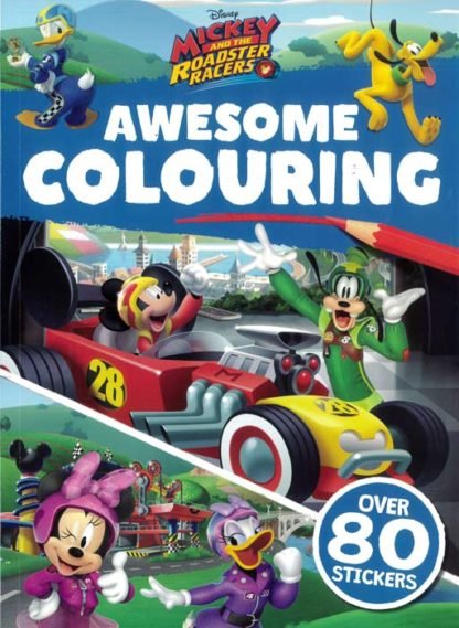 Awesome-Colouring-Mickey-mouse