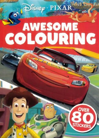 Awesome-Colouring-Pixar