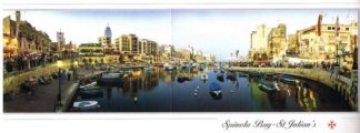 Spinola Bay St Julian's (Pack of 50) #195