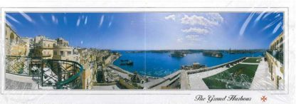The Grand Harbour (Pack of 50) #264