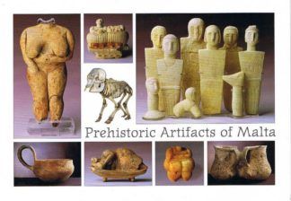 Prehistoric Artifacts of Malta #110