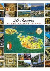 50 Images of the Maltese Islands (Pack of 50) #137