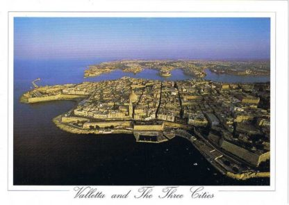 Valletta and The Three Cities (Pack of 50) #151