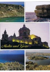Malta and Gozo (Pack of 50) #155