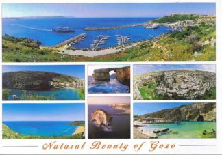 Natural Beauty of Gozo (Pack of 50) #158
