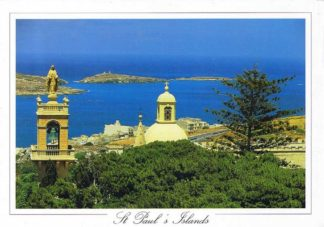 St Paul's Islands (Pack of 50) #169