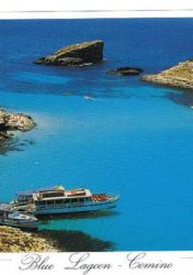 Blue Lagoon - Comino (Pack of 50) #170