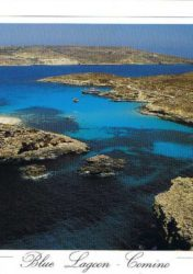 Blue Lagoon - Comino (Pack of 50) #177