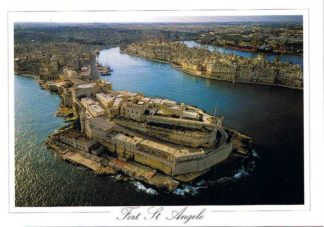 Fort St Angelo (Pack of 50) #186