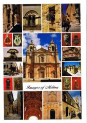 Images of Mdina (Pack of 50) #206