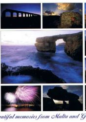 Beautiful memories from Malta and Gozo (Pack of 50) #213