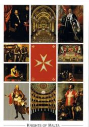 Knights of Malta (Pack of 50) #223