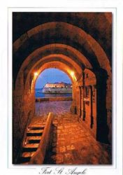 Fort St Angelo (Pack of 50) #253