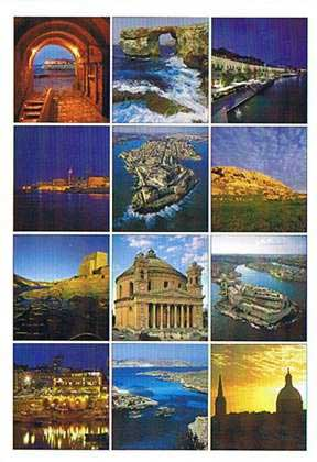 Postcards (Pack of 50) #278