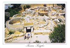 Tarxien Temples (Pack of 50) #282
