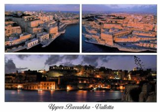 Upper Barrakka -Valletta (Pack of 50) #283