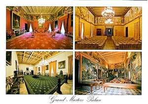 Grand Master's Palace (Pack of 50) #286
