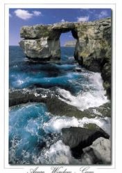Azure Window -Gozo(Pack of 50) #300