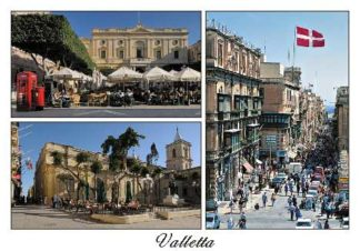 Valletta (Pack of 50) #323
