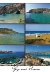 Gozo and Comino (Pack of 50) #327