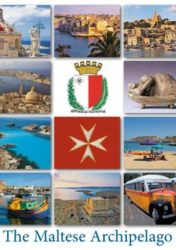 The Maltese Archipelago (Pack of 50) #355
