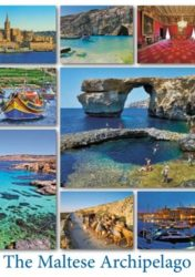 The Maltese Archipelago (Pack of 50) #357