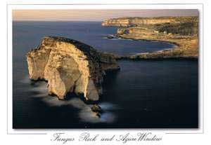 Fungus Rock and Azure Window (Pack of 50) #46