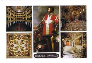 The Knights of Malta (Pack of 50) #98