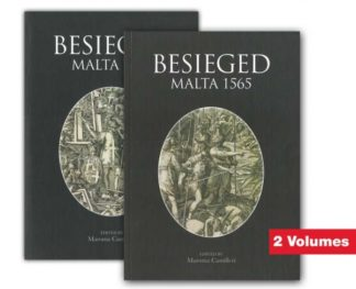 Besieged Malta 1565 - Vol I & Vol II