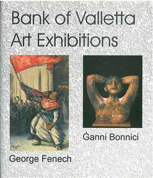 Bank of Valletta Art Exhibitions Vol VI