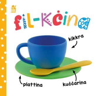 Board Books Fil-Kcina BDL Books
