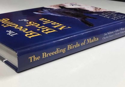 Breeding-birds of Malta BDL Books