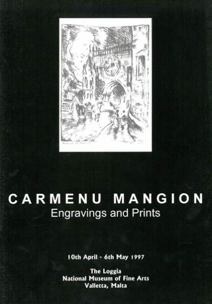 Carmenu Mangion Engravings and Prints