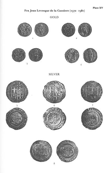 The Coinage of the Knights in Malta