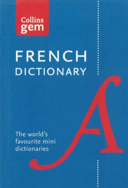 Collins French Mini Dictionary BDL Books