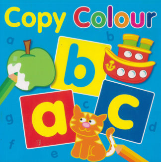 Copy-Colour-Alphabet-Cover