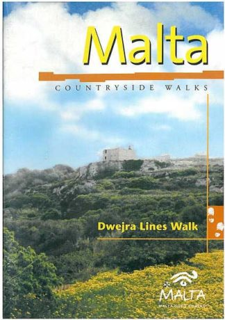 Malta Countryside Walks - Dwejra Lines Walk