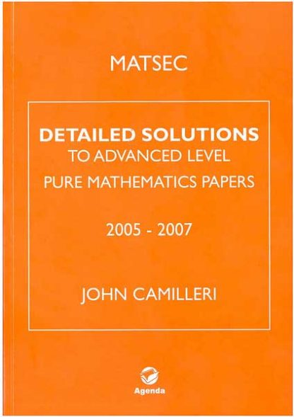 Detailed Solutions to advanced level pure mathematics papers 200