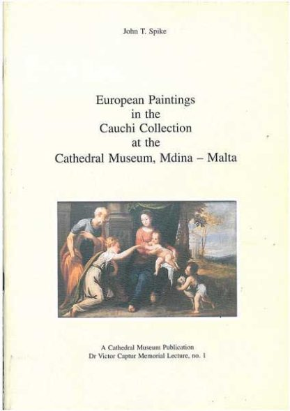 European Paintings in the Cauchi Collection at the Cathedral Museum