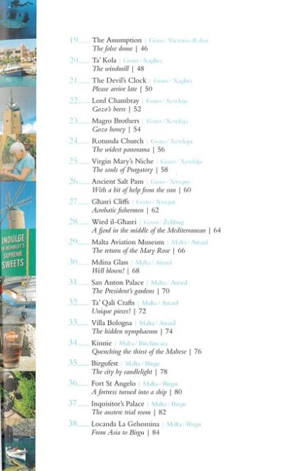 111 Places in Malta that you Shouldn't Miss BDL Books 2